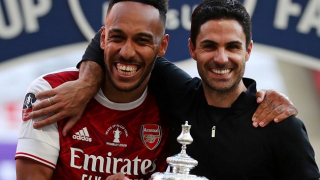 Arsenal captain Aubameyang: Arteta makes us all feel at home