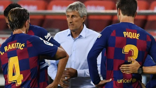 Barcelona mock Setien in scathing letter amid legal row