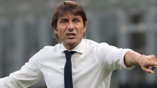 Inter Milan coach Conte rues 'strange' defeat at Sampdoria