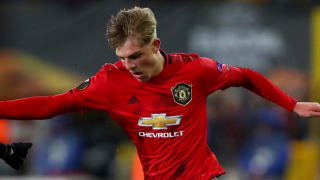 ​Southampton enquire about Man Utd fullback Williams