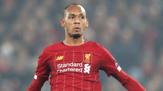 Liverpool boss Klopp lauds 'outstanding' performance from Fabinho against Chelsea