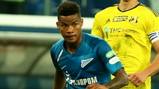 Newcastle, Spurs target Zenit midfielder Vilmar Barrios