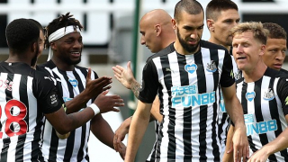 ​Newcastle midfielder Scott attempts to secure FC Cinncinati move
