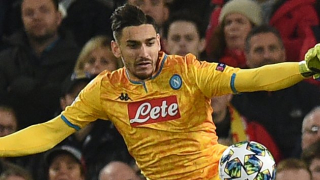 Agent admits Man Utd target Meret could leave Napoli