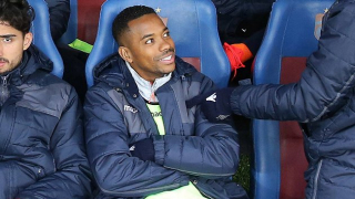Istanbul Basaksehir tribute to Robinho after release
