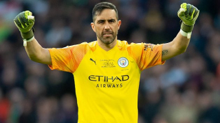 Real Betis swoop for Man City goalkeeper Claudio Bravo