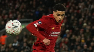 Liverpool defender Ki-Jana Hoever: I'm better every day facing Salah and Mane