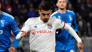 Lyon midfielder Houssem Aouar: Am I auditioning for Man City move...?