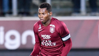 Spurs switch sights to Metz forward Habib Diallo