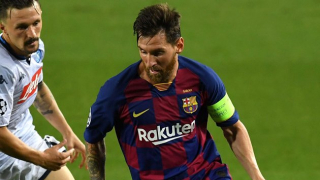 Inter Milan owners in Messi contact; draw up staggering €500 MILLION package
