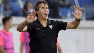 Julen Lopetegui delighted inking new Sevilla contract