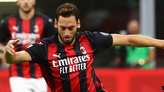 Man Utd rival German duo for AC Milan midfielder Calhanoglu