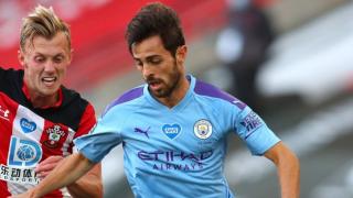 Man City attacker Bernardo Silva unhappy with personal form
