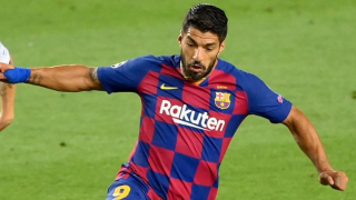 Ajax chief Overmars not ruling out landing Barcelona striker Luis Suarez