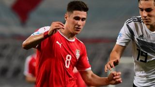 DONE DEAL: Chelsea send Danilo Pantic to FK Cukaricki on-loan