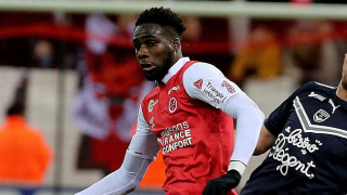 Brighton face Marseille competition for Reims striker Boulaye Dia