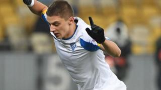 Inter Milan, West Ham chasing Dynamo Kiev fullback Vitaliy Mykolenko