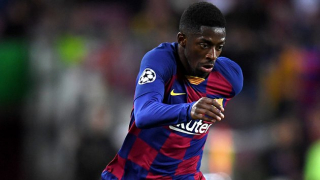 Man Utd face battle convincing Dembele to quit Barcelona