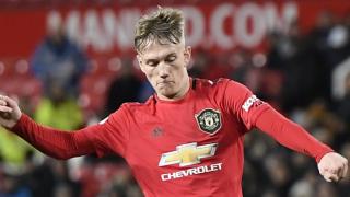 Man Utd boss Solskjaer wants more from Galbraith