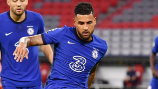 Chelsea fullback Emerson Palmieri eager for Serie A return