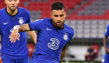 Italy manager Mancini wants Emerson to leave Chelsea