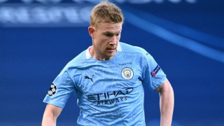 Man City ace De Bruyne defends Sterling after Lyon howler