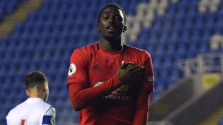 Caen finalising deal for Man Utd youngster Aliou Traore