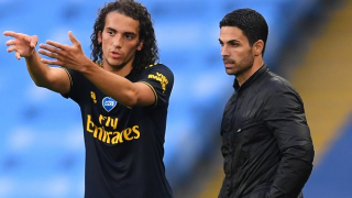 Marseille rubbish claims of Arsenal talks for Guendouzi