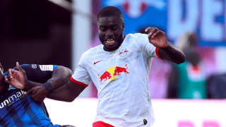 RB Leipzig chief Mintzlaff on Man Utd, Liverpool target Upamecano: Everything is open