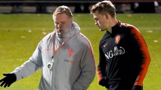 New Barcelona boss Koeman: Honour to be Holland coach