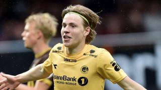 Agent admits interest 'skyrocketed' for Man Utd, AC Milan target Jens Petter Hauge