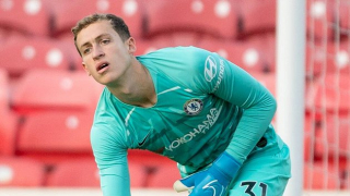 DONE DEAL: Stevenage sign Chelsea keeper Jamie Cumming
