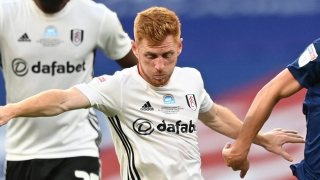 Fulham midfielder Reed: We don't play like a bottom team