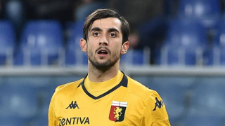 DONE DEAL: Juventus goalkeeper Mattia Perin moves to Genoa