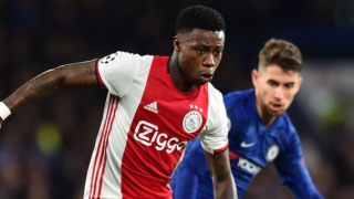 Ajax attacker Quincy Promes surprised by Arsenal interest