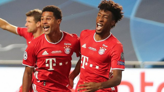 Bayern Munich winger Kingsley Coman flattered by Man Utd, Man City interest