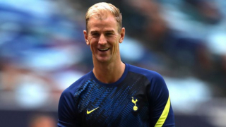Hart blunder sees Watford defeat Spurs in friendly