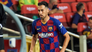Barcelona midfielder Busquets not thinking about international retirement