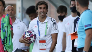 Real Madrid youth coach Raul: We're ready for UYL final