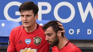 Rooney: Don't judge Man Utd captain Maguire too quickly