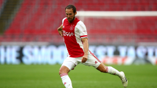 Ex-Man Utd defender Blind collapses on pitch in Ajax friendly