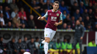 Leicester rivaling West Ham for Burnley defender James Tarkowski
