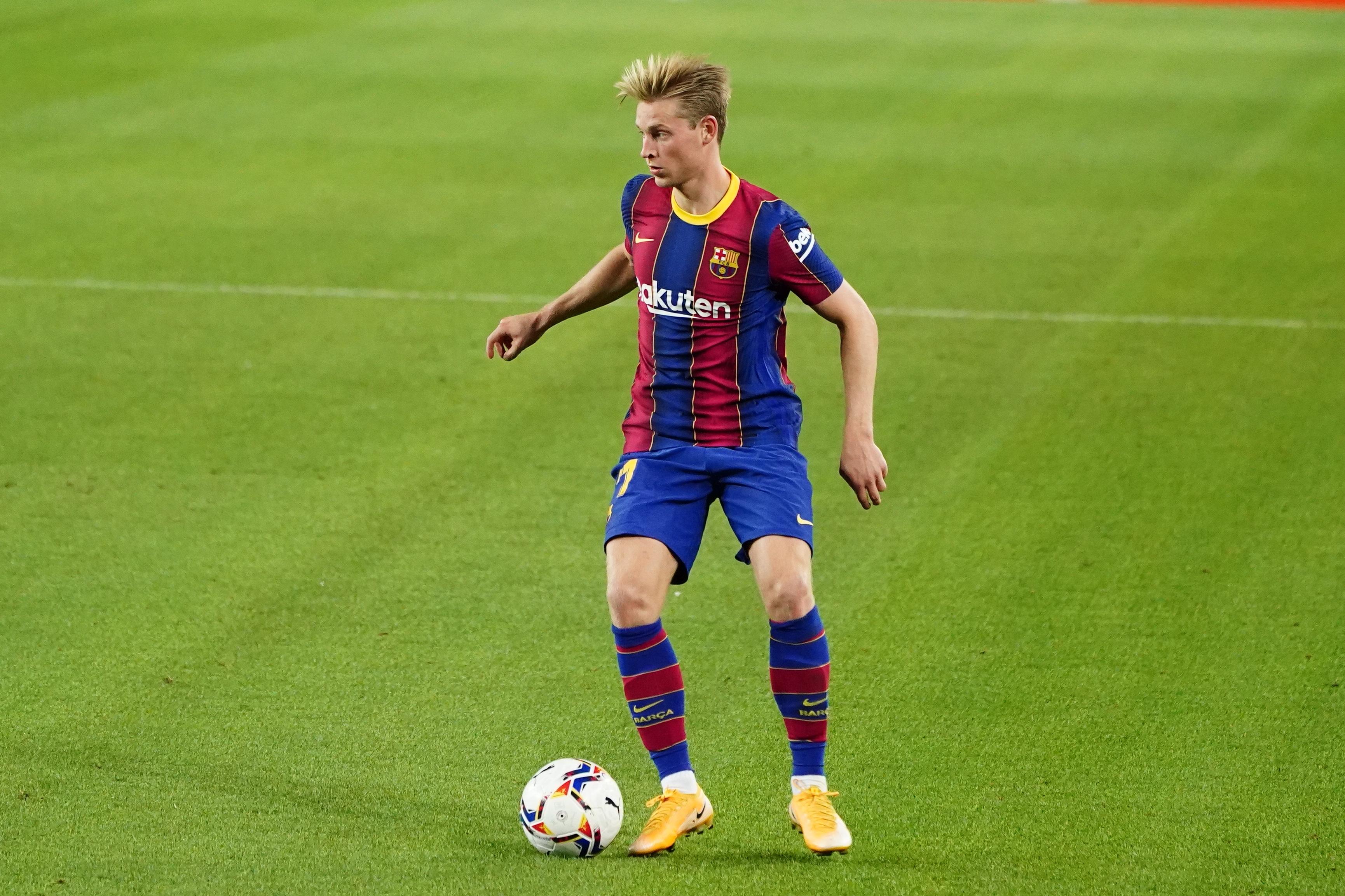 Frenkie de Jong (FC <a href='/clubs/barcelona'>Barcelona</a>).jpeg