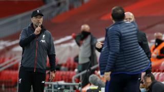Chelsea boss Lampard on Klopp rivalry: Things can slightly boil over between us