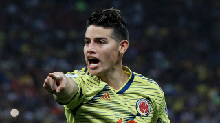 ​Everton signing James: This club means business