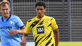 Bellingham: Sancho key for me settling quickly at Borussia Dortmund