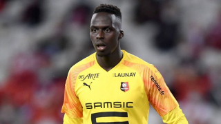 Chelsea target Mendy missing from Rennes matchday squad