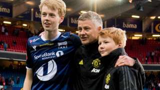 Son of Man Utd boss Solskjaer tells Jose: Don't worry - I get fed!