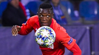 Man Utd, Liverpool keep tabs on  RB Salzburg striker Patson Daka