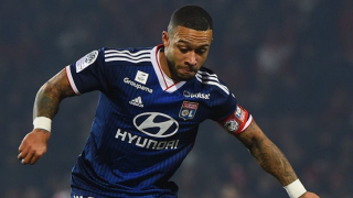 Barcelona remain in contact with Lyon attacker Memphis Depay